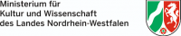 Logo Ministerium Kultur NRW